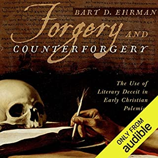 Forgery and Counterforgery Titelbild