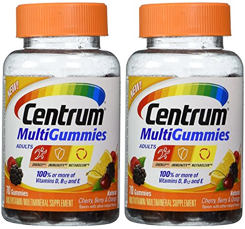 Centrum Multigummies Adults Multivi…