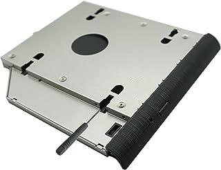 ULTRACADDY 2º HDD SSD HDD Caddy para Acer Aspire E5-573G E5-574G con placa frontal