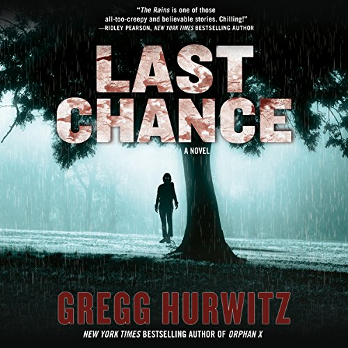 Last Chance audiobook cover art