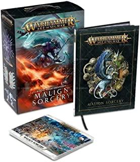 Games Workshop Citadel Malign Sorcery Warhammer Age of Sigmar