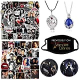 The Vampire Diaries Merchandise Set, 100 Pcs...