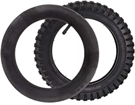 LotFancy 12.5x2.75 (12-1/2x2.75) Tire & Inner Tube Set for Razor Electric Dirt Bike MX350 MX400, X-Treme X-560 - Heavy Duty Scooter Tire Tube for Mini Pocket Bikes
