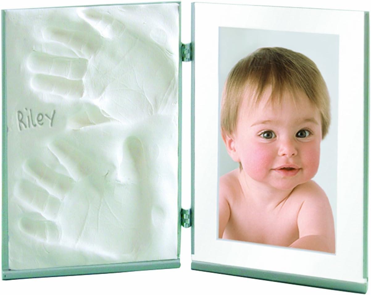 Sculpey Keepsake Clay Frame Set, White (K3 4055)