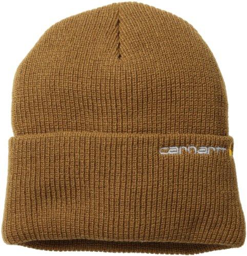 Carhartt Men's Wetzel Watch Hat,Brite Orange,One Size