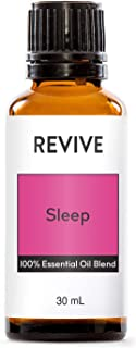 REVIVE Essential Oils Set For Diffuser, Humidifier, Massage, Aromatherapy, Skin & Hair Care - Sleep - 30 mL / 1 Ounce