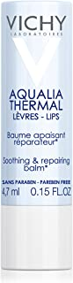 Vichy Aqualia Thermal Soothing Repairing Lip Balm, 0.15 Fl. Oz.