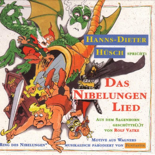 Wie Siegfried den Drachen tötete