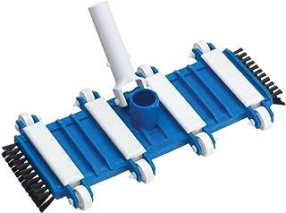Ocean Blue Water Products - Cabezal de aspiradora Flexible con cepillos Laterales