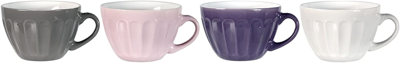 Home TAZZONI Pieces Porcelain Multi Coloured