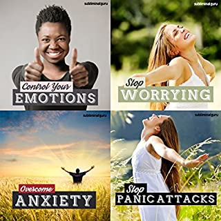 Keep Calm Subliminal Messages Bundle audiobook cover art