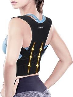Back Brace Posture Corrector For Women and Men - Upper Back Straightener Posture Corrector Support - Neck,Shoulder,Back Pa...