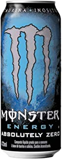 Energético Monster Energy Absolutely Lata 473ml
