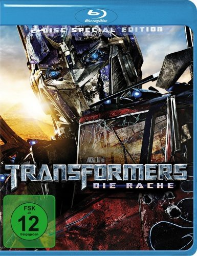 Transformers - Die Rache (2 Discs) [Blu-ray] (Special Edition)