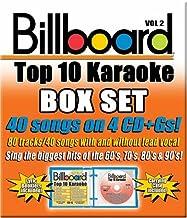 Billboard Top 10 Karaoke 2