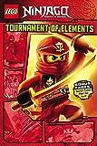 LEGO NINJAGO 01 TOURNAMENT OF ELEMENTS (Lego Ninjago Masters of Spinjitzu)