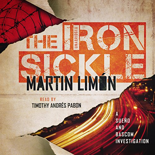 The Iron Sickle audiobook cover art