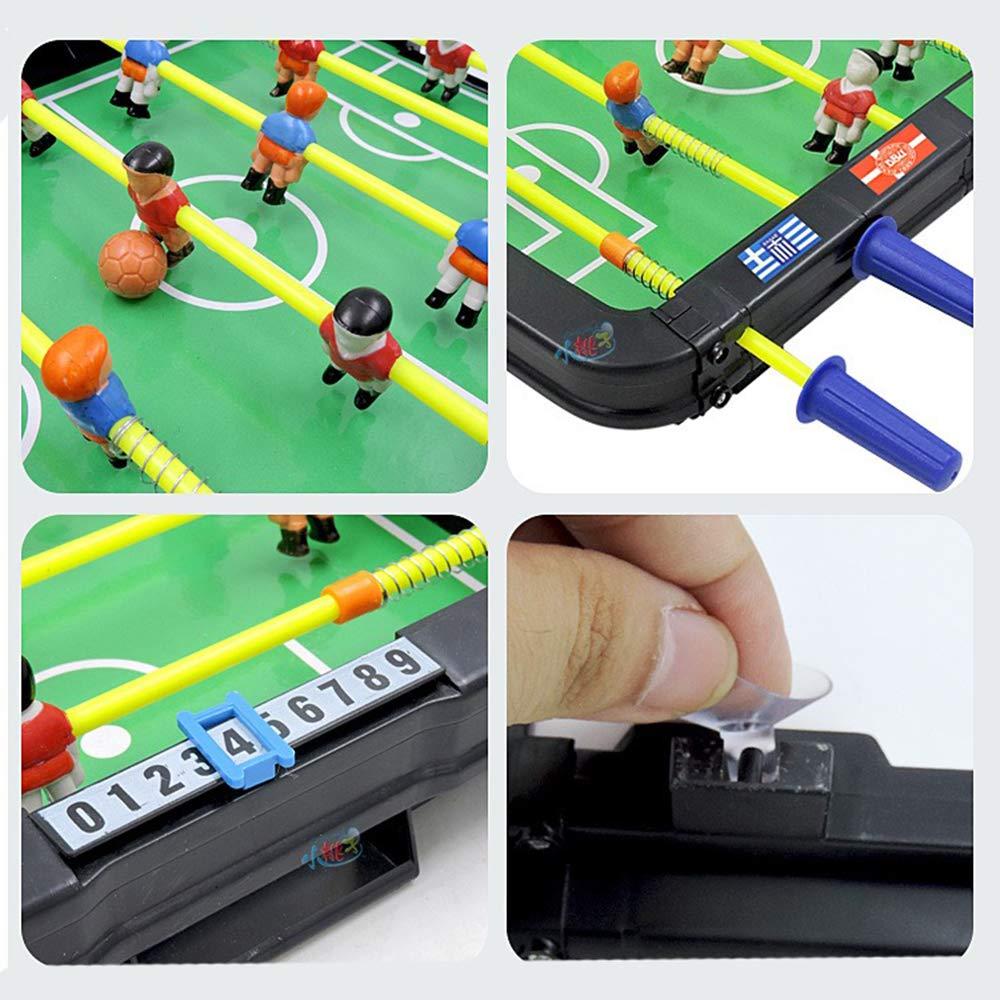 N/X Juguetes al Aire libreJuegos de Mesa para futbolín Juego de Juguetes Futbolín Kicker Home Juegos de Fiesta: Amazon.es: Juguetes y juegos