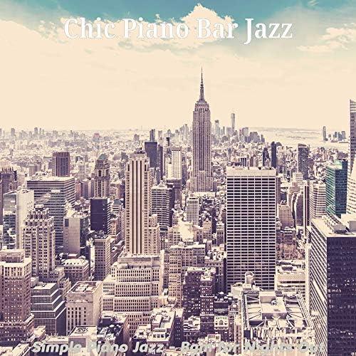 Chic Piano Bar Jazz