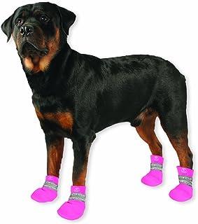حذاء باو تيكتورز من بيديجري بيرفيكشن إنترناشيونال إنك. مضاد للماء، مقاس متوسط، وردي