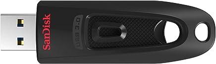 Clé USB 3.0 SanDisk Ultra 64Go avec une vitesse de lecture allant jusqu'à 100Mo/s (SDCZ48-064G-U46)