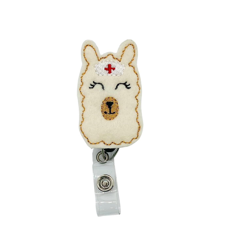 Llama Nurse Reel Omaha Mall Max 46% OFF Badge