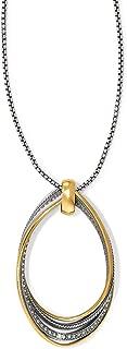 Brighton Neptune's Rings Twirl Convertible Pendant Necklace