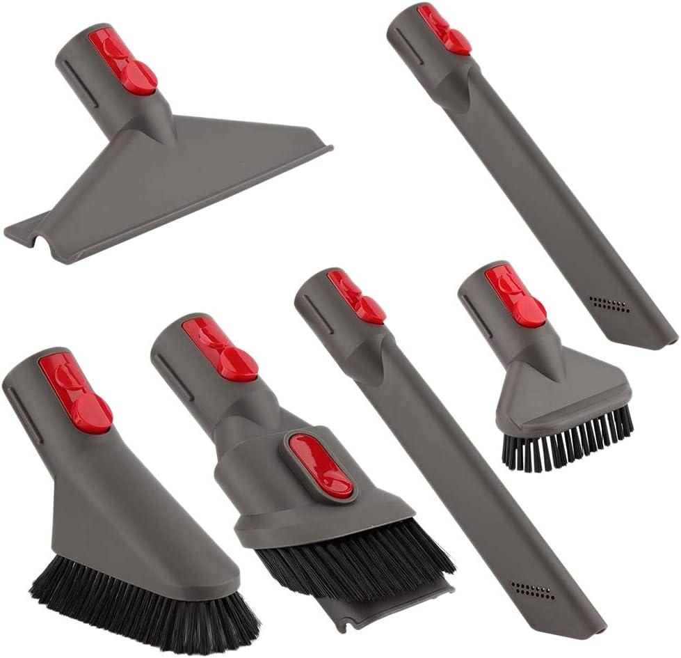 SODIAL Tool Max 44% OFF Attachments Kit Compatible for V8 New mail order V10 V11 Vacuum V7