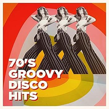 70's Groovy Disco Hits