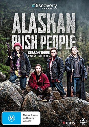 Alaskan Bush People (Season 3 Collection 3) - 4-DVD Set ( ) [ Australische Import ]