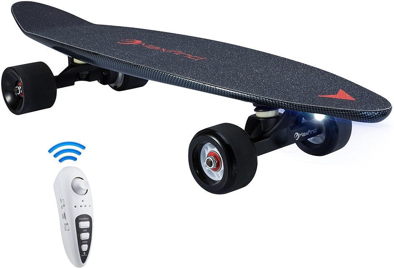 Elektrischer Elektrischer Elektrischer Skateboard Leichtgewichtler 3.5kg Maximale 22km h 500W Motor für Kinder und Jugend B07F8QG5MH  Schöne Kunst 79b776
