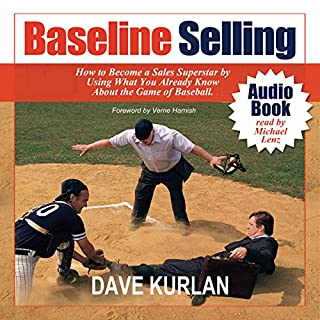 Baseline Selling cover art