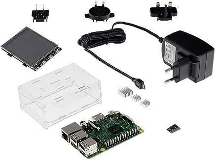 Raspberry Pi® 3 Model B Starter-Set 1 GB Noobs incl. sistema operativo Noobs , incl. case, incl. - Trova i prezzi più bassi