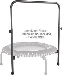 Exercise Trampoline With Bar