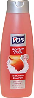 Moisture Milks Passion Fruit Smoothie Shampoo By Alberto Vo5 for Unisex, 15 Ounce