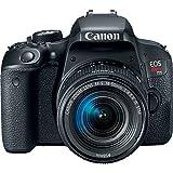 Canon EOS Rebel T7i DSLR Camera with 18-55mm Lens (US Model)