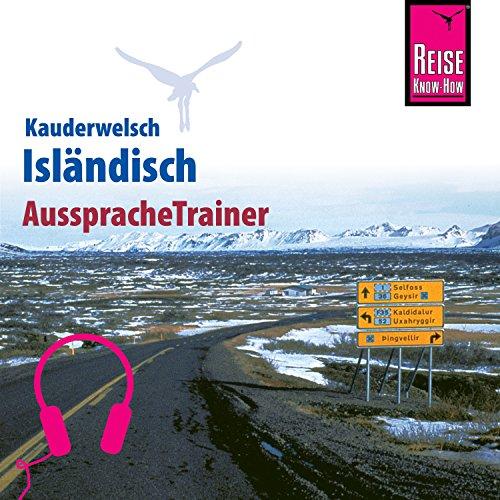 Isländisch (Reise Know-How Kauderwelsch AusspracheTrainer) Titelbild