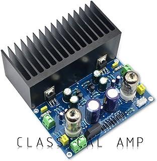 Dynavox VR-70 E II importado Amplificador a v/álvulas para tocadiscos color negro