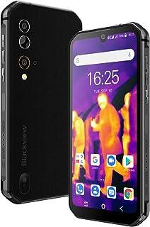 Blackview BV9900Pro simフリー スマホ本体 8GB RAM +128GB ROM Android 10 オクタコア IP68防水スマートフォン 48MP+16MP AIカメラ 5.84インチ水滴型 FHD+大画面 4480...