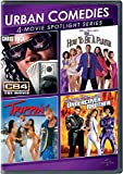 Urban Comedies 4-Movie Spotlight Collection (How to Be a Player / Trippin' / CB4 / Undercover Brother)