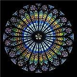 ZYDZYD Mandala rosetón Arquitectura histórica de estrasburgo,Principiantes de Dibujo con...