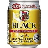 アサヒ ブラックニッカ クリア ハイボール (250ml缶 × 24本)×2ケース
