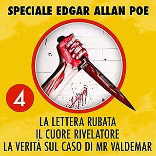 La lettera rubata / Il cuore rivelatore / La verità sul caso di Mr. Valdemar copertina