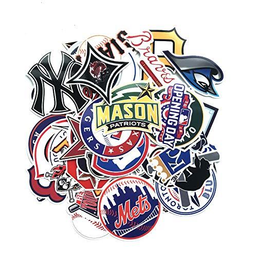 53pcs Cartoon game of baseball Stickers For cartoon kids Suitcase Laptop Car Motorcycle Scrapbooking Skateboard Sticker
