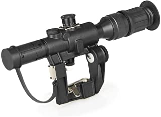 Qfeng Telescopic Air Gun Rifle Scope Sight, Mounted in An Optically Appropriate Position in Their Optical System to Give a...