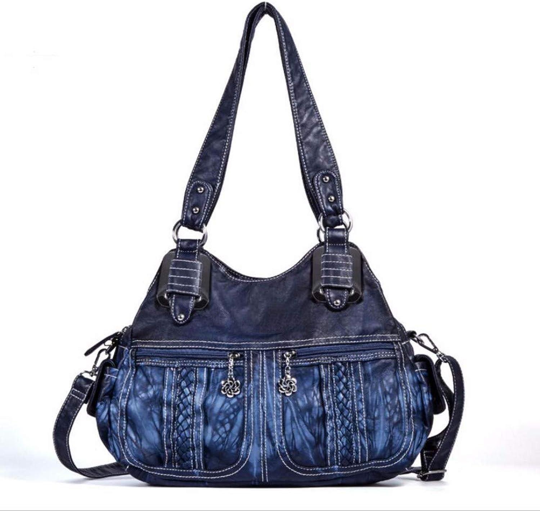JFBZS-handbag Baggage Girls Crossing Baggage Girls Style Single Shoulder Bag Fashionable Handbags in Autumn and Winter