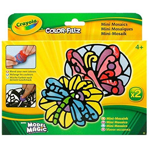 Crayola - 23-3072 - Loisir Créatif - Mini Mosaïques