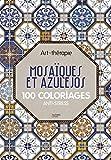 Mosaïques et azulejos: 100 coloriages anti-stress (Loisirs / Sports/ Passions)