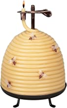 Candle by the Hour 120-Hour Beehive Candle, Eco-friendly Natural Beeswax with Cotton Wick