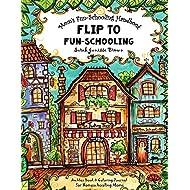 Mom's Fun-Schooling Handbook: Flip to Fun-Schooling - An Idea Book & Coloring Journal for Homeschooling Moms (Mom-School - Fun-Schooling with Thinking Tree Books)
